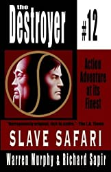 Save Safari: Destroyer #12 (Destroyer (Books)) by Warren Murphy (2002-12-31)
