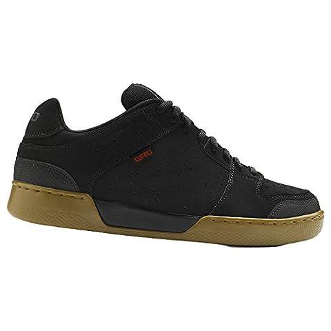 Giro Jacket Shoes Men black/gum Größe 46 2017 Schuhe