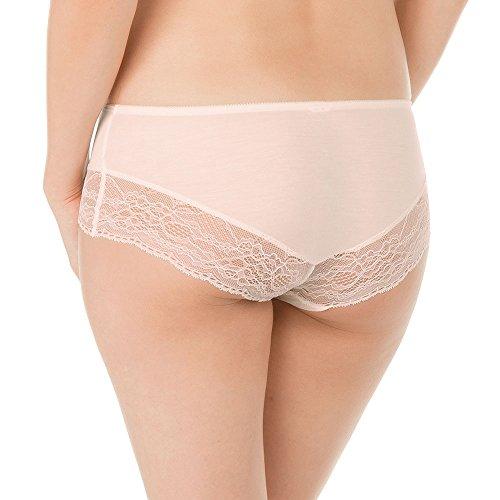 Calida Damen Panties Panty Liberty Lace Rosa (powder puff 170)