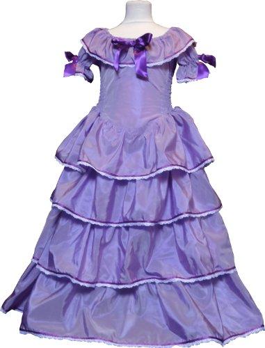 Pouce et Compagnie PC0220-Kleid Eugénie-Violett
