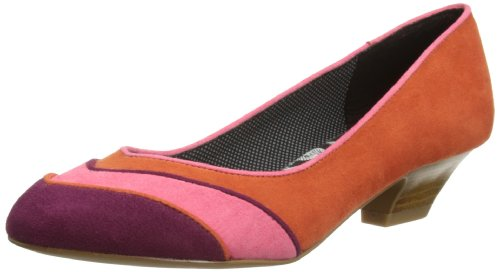 Ruby Shoo Hope, Escarpins femme Orange - Orange