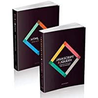 Web Design With Html Css Javascript And Jquery Set Of 2 Books