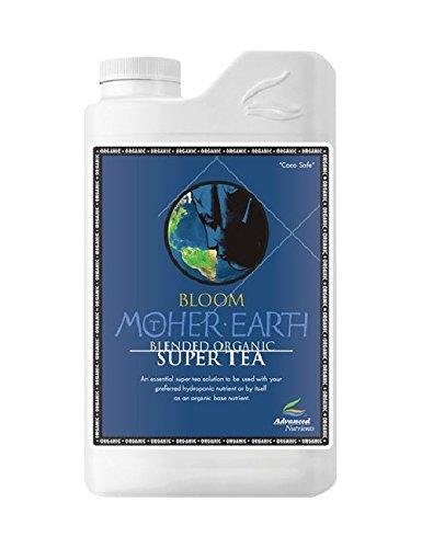 Advanced Nutrients Mother Earth Tea Bloom Organic Fertilizer, 1L