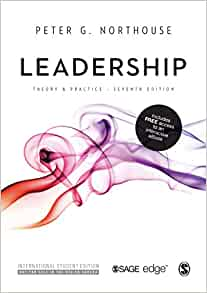 northouse leadership theory and practice pdf