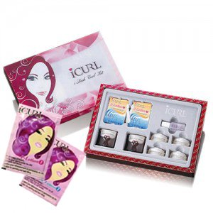 Kit iCurl® 10 Dosen (iCurl S/M/L inklusive), réhaussement-Wimpern, recourbe die Wimpern. Ideal für Studenten (Wimpern Lift)