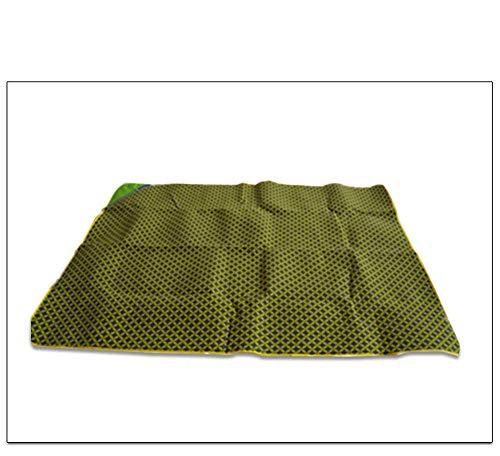FANDACP Faltbarer Strand Im Freien Teppich Strandmatte Für Campingzelte Verdickung Feuchtigkeitsbeständige Picknickdecke Verschleißfeste wasserdichte。