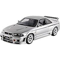 Otto Mobile–ot670–Nissan Skyline R33Nismo 400R–1996–Escala 1/18–Plata