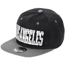 Cappellino snapback di colori diversi americano con scritta cappello hip  hop cap basecap baseballcap con visiera f229248eddd1
