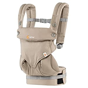 Ergobaby baby carrier collection 360 (5.5 - 15 kg), Moonstone   6