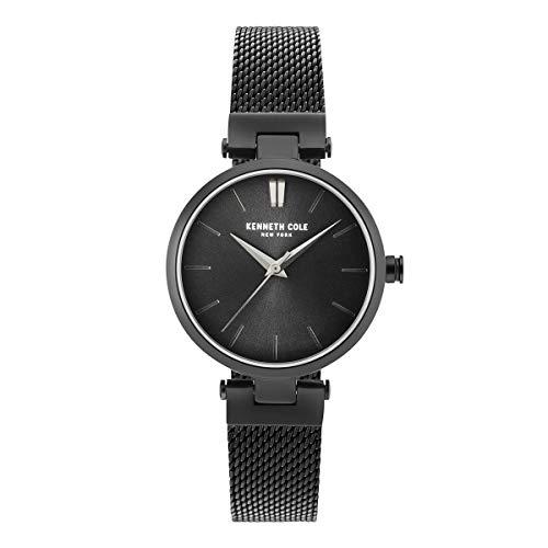 Kenneth Cole New York Mujer Reloj De Pulsera Analógico Cuarzo Acero Inoxidable kc50543002