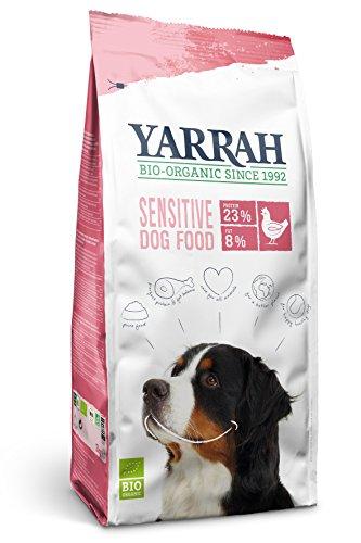 Yarrah Adult Dog Food Sensitive Huhn, 10 kg