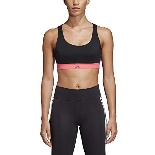 adidas Damen Don't Rest X Sport-BH Black/Shock Red, XL