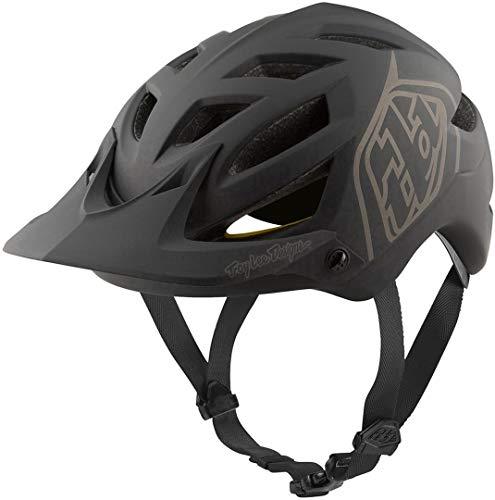 Troy Lee Designs Enduro-MTB Helm A1 Schwarz Gr. M/L