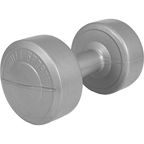 Gymnastikhantel Aerobic Kunststoff Farbe 3 KG