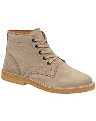 Amblers Desert Boot Taupe Mens Boots TAUPE 6