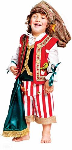 Imagen de disfraz pescador beb㉠vestido fiesta de carnaval fancy dress disfraces halloween cosplay veneziano party 50624 size 2