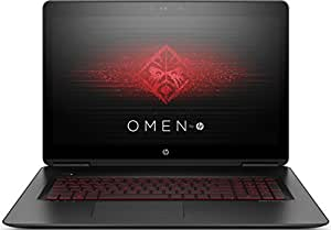 Omen by HP - W 249TX- 17.3-inch Laptop (7th Gen Core i7-7700/16GB/1TB + 256 GB SSD /Nvidia GeForce 1060 GTX 6 GB Graphics/ Windows 10 Home), Black With MS Office 2016 H & S edition