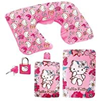 Hello Kitty Travel Gift Set
