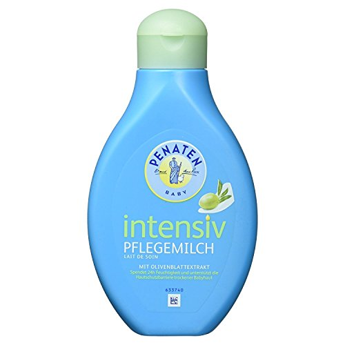 Penaten Baby Intensive Pflegemilch, 4er Pack (4 x 400ml)