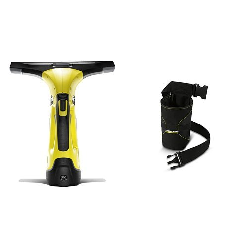 Karcher WV5 Premium 2nd Generation Window Vacuum Cleaner with Hip Bag