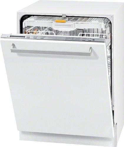 Miele G 5685 SCVi XXL Edition 3D Eco vollintegrierbarer Geschirrspüler / Einbau / A+++ A / 14 Maßgedecke / 43 db / Edelstahl / intelligente Beladungserkennung / 3D-Besteckschublade / 59.8 cm