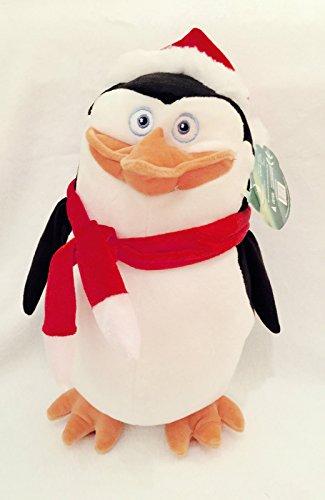 Die Pinguine aus Madagascar, Skipper Plüsch-Spielzeug, Weihnachts Soft Toy 13 '' hoch New - Aus Pinguine Madagascar Plüsch-die