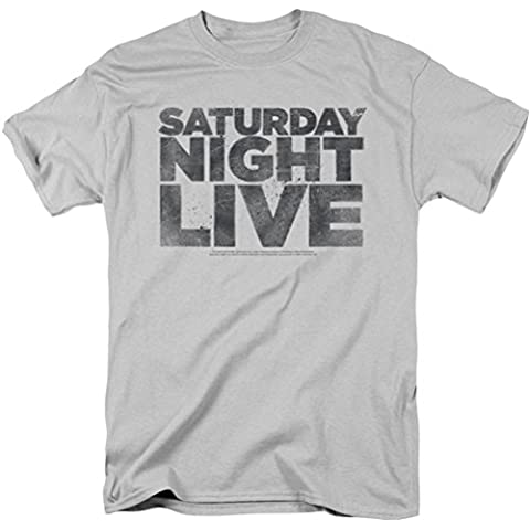 Saturday Night Live - - Hombre apenó el logotipo Camiseta