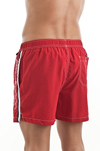 Jockey Herren Swim Shorts Rot 65702