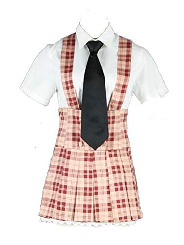 Kostüm Piece Girl School One - Chong Seng CHIUS Cosplay Costume Female Summer School Uniform for World W College Version2