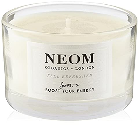 Neom Organics London Feel Refreshed Scented Travel Candle 75