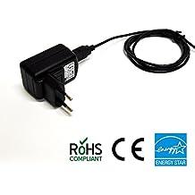 Cargador 5V compatible con Bluetooth speaker Logitech UE Mini Boom (Fuente de alimentación)