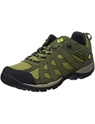 Columbia Redmond, Zapatos de Low Rise Senderismo para Hombre