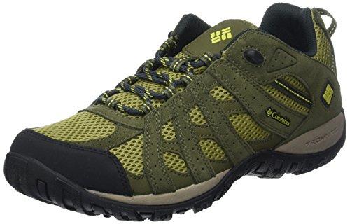 columbia-herren-redmond-trekking-wanderhalbschuhe-grun-cool-moss-ginkgo-910-425-eu