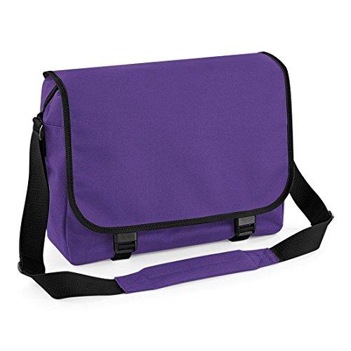BagBase Messenger bag Violett