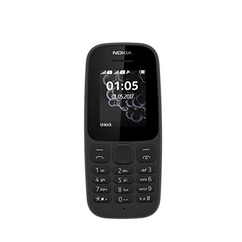 Zoom IMG-1 nokia 105 2017 telefono cellulare