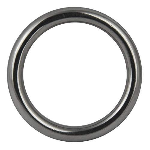 PROTECH 10 St/ück Ringmutter DIN 582 M10 Edelstahl A2 V2A Rostfrei /Ösenmutter Augenmutter/Mutter//Öse poliert