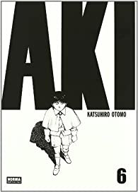 AKIRA 06 par Katsuhiro Otomo