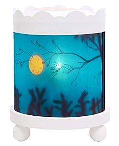 Trousselier 43m82wgb 12V Merry Go Round de Gedeon lámpara de Noche