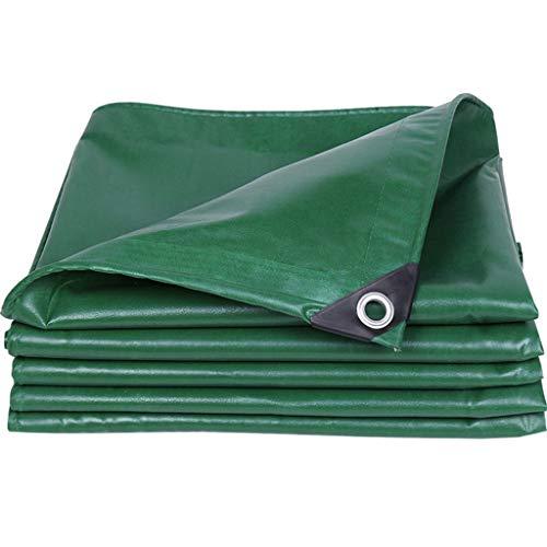 SETLOVE Sonnenschutz Persenning Dicker Kunststoff Beschichtete Regendicht Tuch, Camping, Angeln, Garten & Haustier Camping-Zelt Plane, High Density Woven Persenning,2x2m