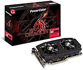 PowerColor Red Dragon RX 580 8GB