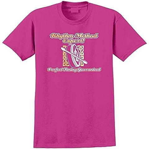 Bodhran Rhythm Method Expert - Musica T Shirt 13 Taglia 5 Anni - 6XL 9 Colori MusicaliTee