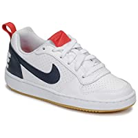 Nike Boys Court Borough Low (Gs) Basketball Shoes