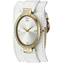 Jivago Women's 'Good luck' Swiss Quartz Stainless Steel Casual Watch (Model: JV1837)