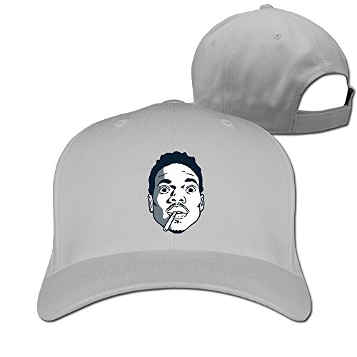 thna-chance-die-rapper-saure-rap-verstellbar-fashion-baseball-cap-gr-einheitsgrosse-asche