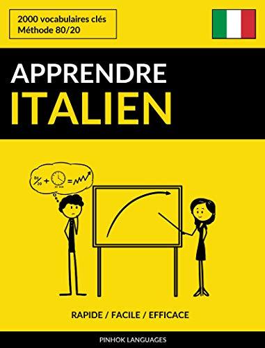 Apprendre l'italien - Rapide / Facile / Efficace: 2000 vocabulaires clés