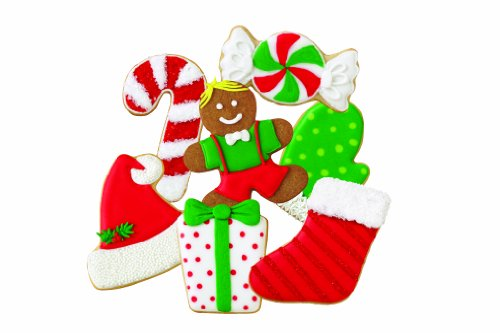 inter Holiday Cookie Cutter Set-Silber ()