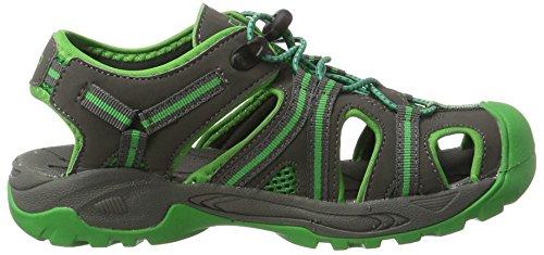 C.P.M. Aquarii, Chaussures de Trekking et Randonnée Mixte Adulte Gris (Grey)