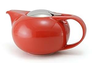 ZEROJAPAN Saturn teapot R 800cc tomato BBN-37 TO (japan import)