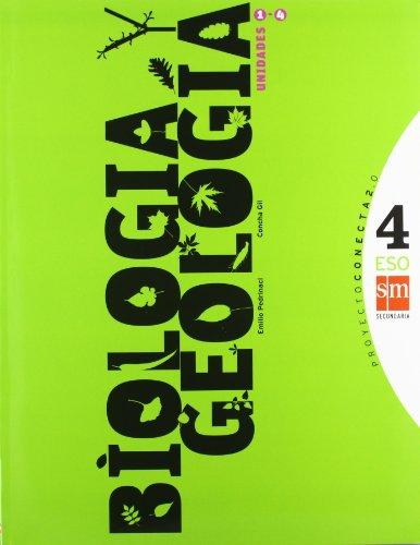 Biología y geología. 4 ESO. Conecta 2.0. Trimestres - 9788467553499