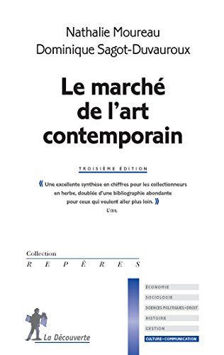 Le marché de l'art contemporain (REPERES) (French Edition)